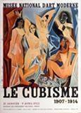 PabloPICASSO, Musée National d'Art Moderne Le Cubisme