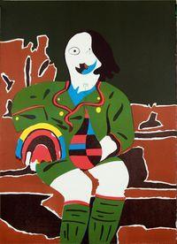 EduardoARROYO, Il pittore di Monaco