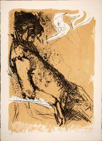 CarloMATTIOLI, Ritratto di Roberto Longhi