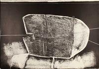litografia originale firmata. - tiratura: 125. - su Carta a mano Magnani di Pescia 46 x 65 cm. -  riferimenti:   Catalogo il Bisonte 1983 n. 142. - stampatore:   IL BISONTE Firenze