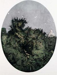 GiuseppeBARTOLINI, Orto botanico con paracadutisti
