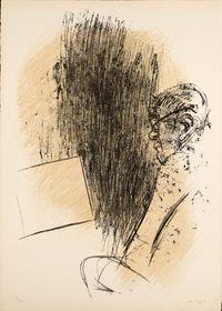 CarloMATTIOLI, Ritratto di Giorgio Morandi