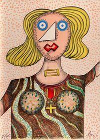 EnricoBAJ, Sweedish lady