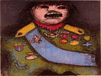 EnricoBAJ, Ritratto di Guerriero