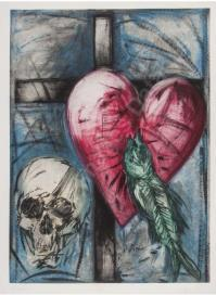 Jim DINE, The Garrity Necklace
