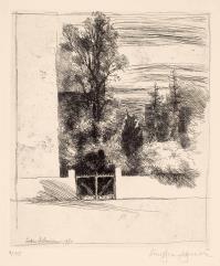 LinoBIANCHI BARRIVIERA, Ingresso alla villa