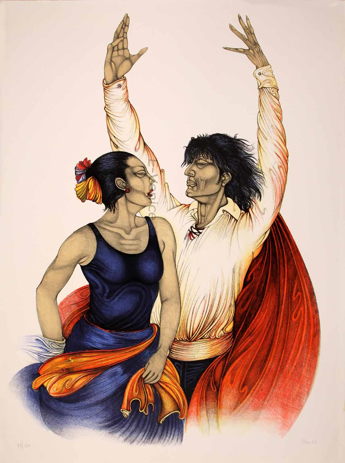 Flamenco: Antonio Gades (6)